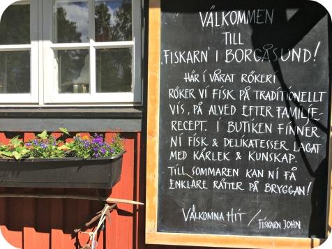Fiskar´n i Borgåsund